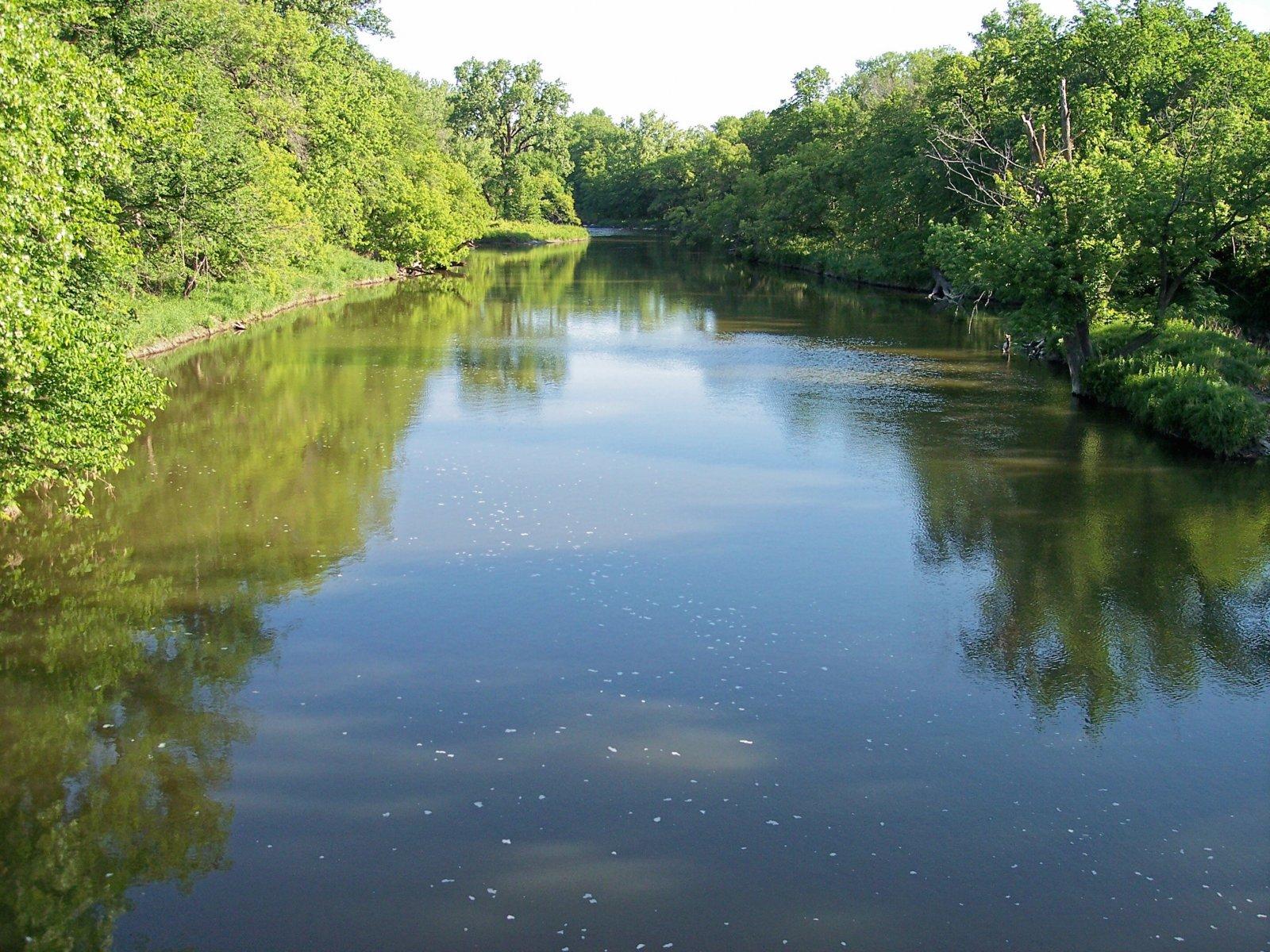 מה ההבדל בין נחל נהר יובל ופלג?