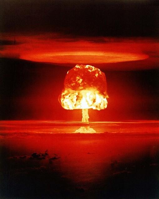 מה ההבדל בין פצצת אטום לבין פצצת מימן?