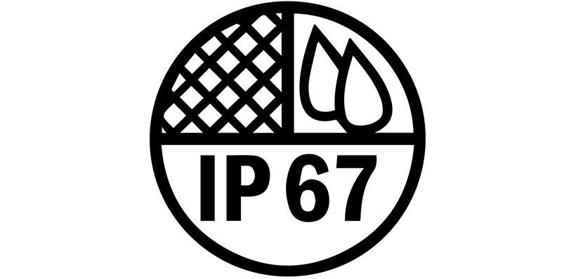 מה ההבדל בין IP67 ל-IP68?