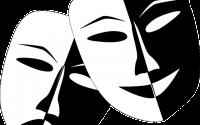 מה ההבדל בין קומדיה לטרגדיה?