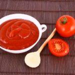 מה ההבדל בין רוטב עגבניות לקטשופ?