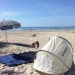 מה ההבדל בין אוהל לים לאוהל קמפינג?