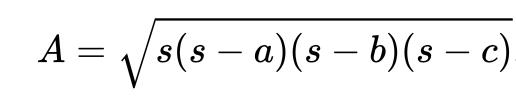 3 דרכים כיצד לחשב את שטח המשולש ▲