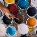 מה ההבדל בין צבע גואש, מים ואקריליק?